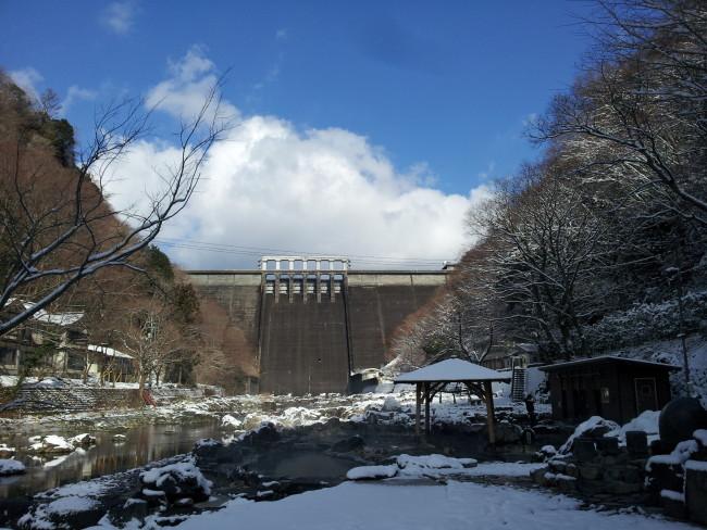 雪景色2013.1.27-1